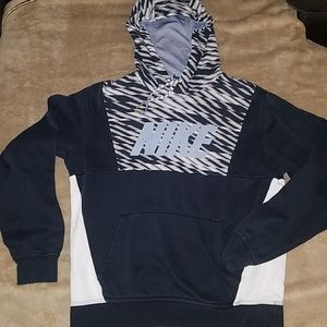 Nike Pullover Hooded Sweatshirt